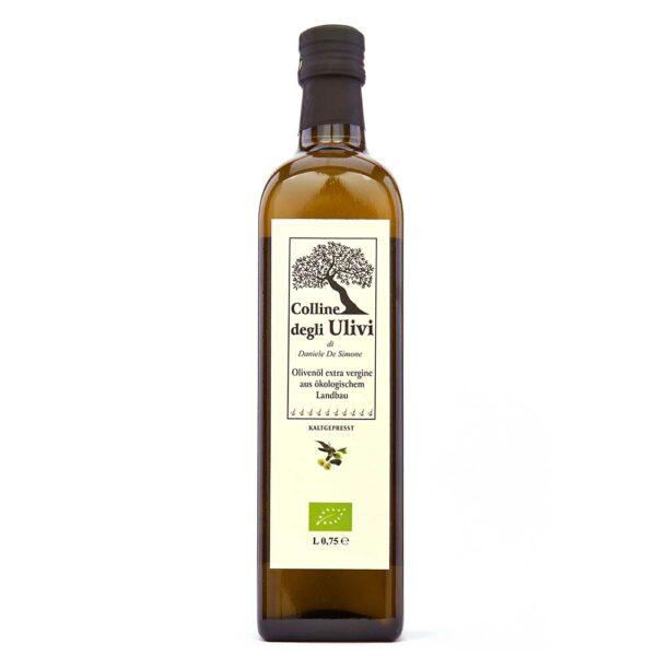 BIO Extravergine Olivenöl 0,75 Liter