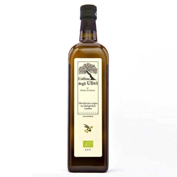 BIO Extravergine Olivenöl 1 Liter
