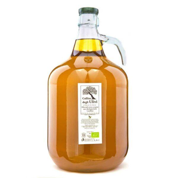 BIO Extravergine Olivenöl 5 Liter