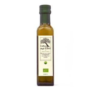 BIO Olivenoel extra vergine mit bergamotte 0,25L
