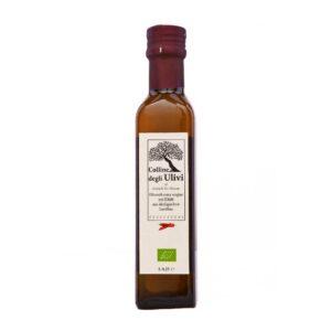 BIO Olivenoel extra vergine mit chili 0,25L