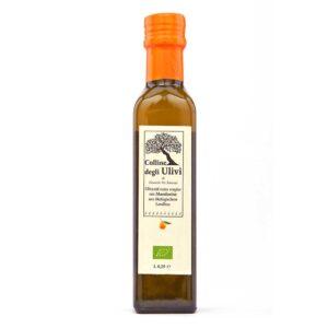 BIO Olivenoel extra vergine mit mandarine 0,25L