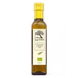 BIO Olivenoel extra vergine mit rosmarin 0,25L