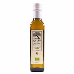 BIO Olivenoel extra vergine mit weißem Trüffel 0,25L