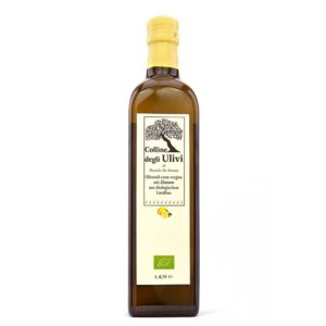 BIO Olivenoel extra vergine mit Zitrone 0,75L