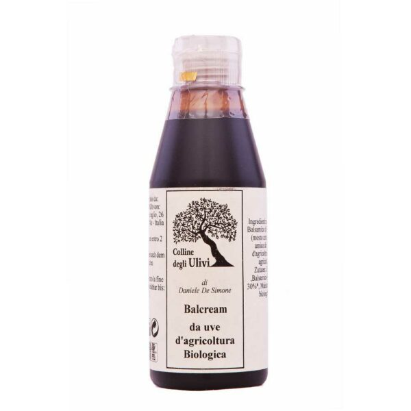 Bio Bal Crema 0,25L Crema di Balsamico